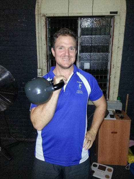 Simon Price- Personal Trainer and Boot camp Leader   OHS Quests   Scoop.it