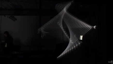 Robotic motion control as a creative medium for designers – SCI-Arc | Great Interfaces | Scoop.it