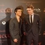 Robert Pattinson News - Robert Pattinson & Taylor Lautner Promote ... | The Twilight Saga | Scoop.it