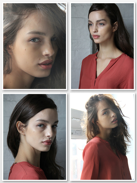 [new polaroids] Luma Grothe @ One Management | CHICS & FASHION | Scoop.it
