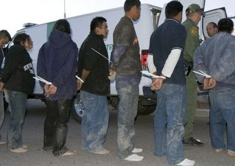 REFUGIO LIBERAL: Alarma a El Salvador alza en deportación de ... | Cesar Rios | Scoop.it