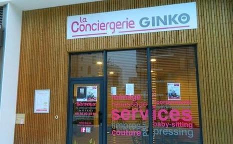 La conciergerie rend service aux habitants du quartier Ginko   urbanisme et développement rural   Scoop.it
