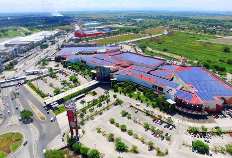 World's biggest mall solar power plant rises in Pampanga - Philippines | Solar Energy projects & Energy Efficiency | Scoop.it