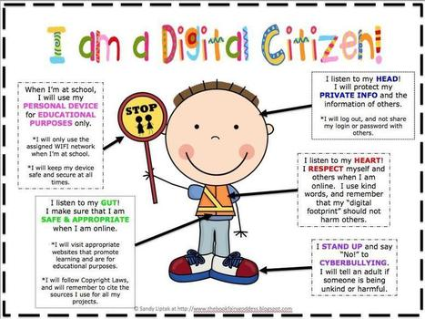 I am a Digital Citizen by Laura Conley | Moodle and Web 2.0 | Scoop.it