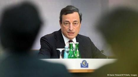 The ECB's risky low interest rate policy   Eurozone   Scoop.it