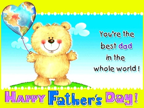 Father's Day online eCards or Greeting Cards | Photo Sharing and Greeting Cards | Scoop.it