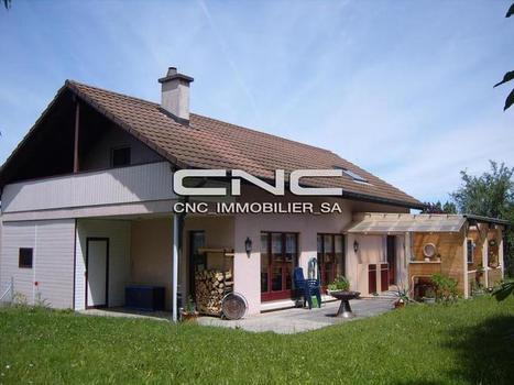 Belle villa des environs de Fribourg   Immobilier Fribourg   Scoop.it
