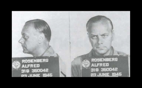 Alfred Rosenberg diary found at Lewiston publishing house | Archives  de la Shoah | Scoop.it