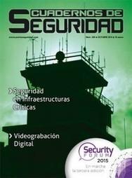 Ya puedes leer el número de octubre de CUADERNOS DE SEGURIDAD | RadioComms | Scoop.it
