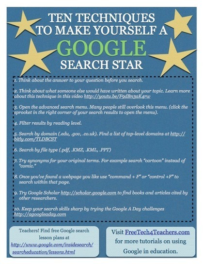 Free Technology for Teachers: Daniel Russell's Ten Favorite Search Challenges (Today) | Edu-search | Scoop.it