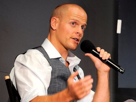 11 apps 'The 4-Hour Workweek' author Tim Ferriss uses every day | Ken's Odds & Ends | Scoop.it