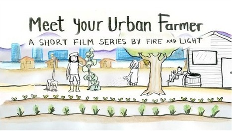 Meet Your Urban Farmer — Vancouver Is Awesome | Vertical Farm - Food Factory | Scoop.it