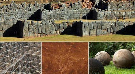 Les 16 merveilles architecturales les plus folles de l'Antiquité | Histoire et Archéologie | Scoop.it