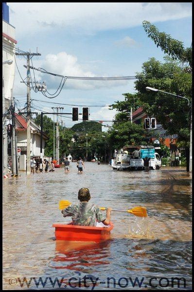 Chiang Mai Floods | Thailand Floods (#ThaiFloodEng) | Scoop.it
