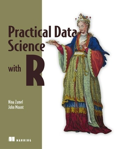 "Big News! ""Practical Data Science with R"" MEAP launched! 