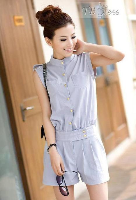 $ 20.99 Elegant Korean Style Jumpsuits | Lovely father | Scoop.it
