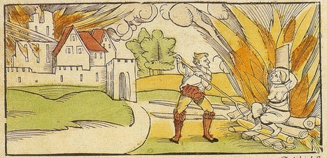 The Witch Hunts, The Burning Times | CCW Yr 8 Medieval Europe | Scoop.it