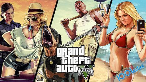 Prévu cette année sur PC, GTA 5 reste le jeu violent interdit aux ...   Les jeux vidéos   Scoop.it