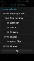Uniquely Symbian: BUILT-IN File Manager: Files | Nokia, Symbian and WP 8 | Scoop.it