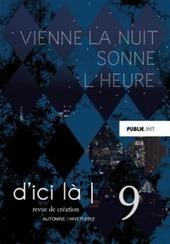 d'ici là, n°9 | Littératures numériques en Bibliothèque ? | Scoop.it