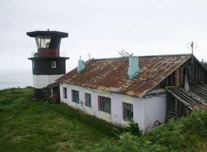 Lighthouses of Russia: Southern Sakhalin | Abandoned Houses | Scoop.it