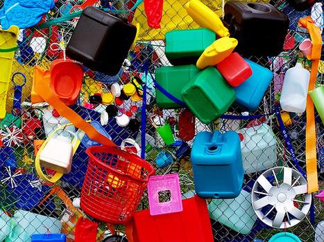 Un nuevo método para producir plásticos ecológicos | Eco13 | Plasticos | Scoop.it