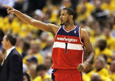 Transitioning: Can Trevor Ariza Match the Production of Chandler ... | My scoop | Scoop.it