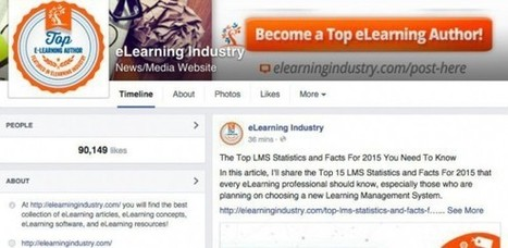 Using Facebook For eLearning: The Ultimate Guide For eLearning Professionals - e-Learning Feeds | elearning stuff | Scoop.it