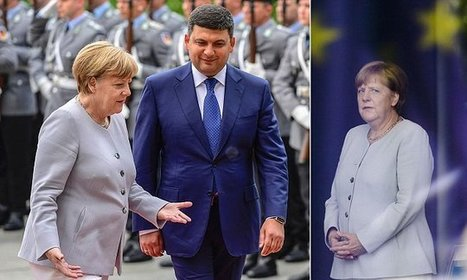 EU must stop others following Britain out of the door, Merkel warns | Gold and What Moves it. | Scoop.it