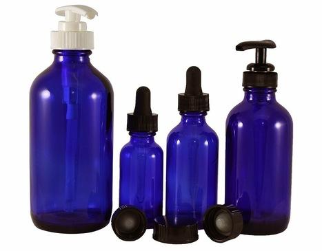 Store medicines in Blue Glass bottles | Hemkund Remedies | Scoop.it
