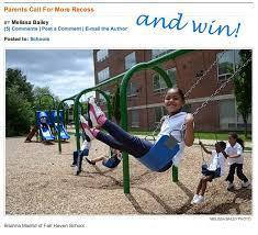Right to Recess - Don't Deny!  ADHD Kids Should Never Lose Play! | Best Practice in Teacher Education & Individual Differences | Scoop.it