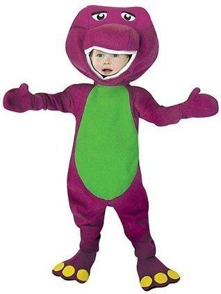 Halloween 2013 Barney Costume Boy - Toddler 3-4T from Rasta Imposta Sales $ Deals | Halloween Costumes 2013 | Scoop.it