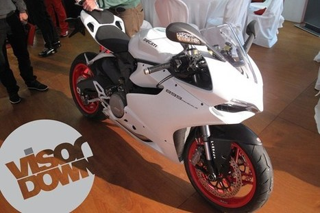 7 things you didn't know about Ducati's 899 Panigale | Ductalk Ducati News | Scoop.it