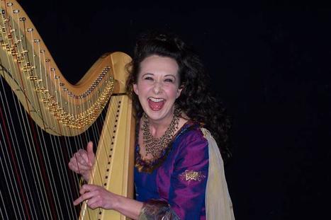 Sophie la Harpiste | Evénements, séminaires & tourisme d'affaires à La Rochelle | Scoop.it