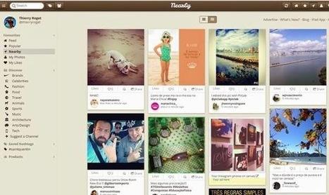 Pictacular.com pour surfer sur instagram via le web | Retouches à tout | Scoop.it