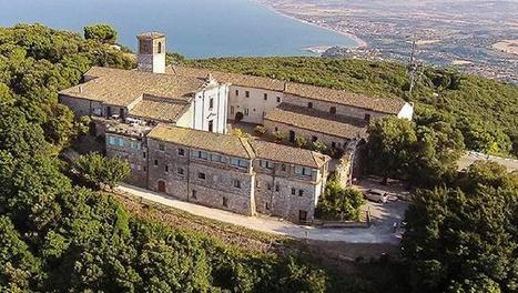 In Le Marche the mystical hotel one step closer to heaven | Le Marche another Italy | Scoop.it