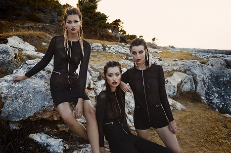 DiveDivine Fall Winter 2015/16 | Le Marche & Fashion | Scoop.it
