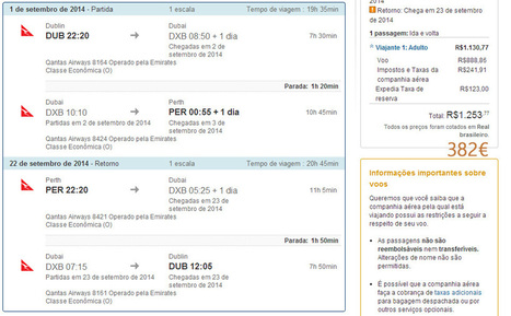 Error Fare Expedia: voli per Australia 382euro a/r | Two Boys One Trip, un giro del mondo, a world trip, una vuelta al mundo | Scoop.it