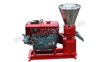 Flat Die Pellet Mill With Diesel Engine,Pellet Press Manufacturer | pellets-mill | Scoop.it