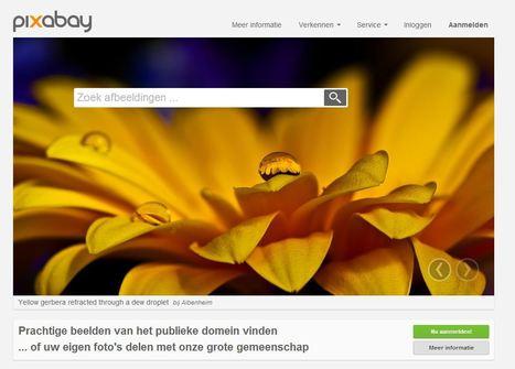 Pixabay - Public Domain Images | Mediawijsheid in het HBO | Scoop.it