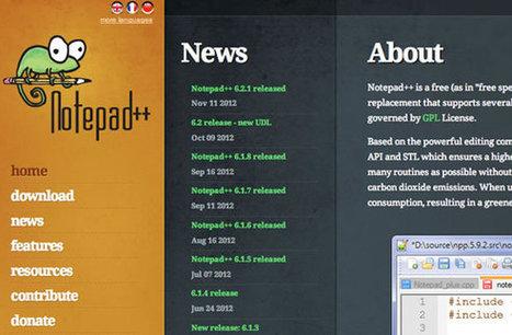 Best Free Software for Web Designers & Developers | Tools | Top web design softwares | Scoop.it