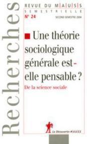 La modernité multiple comme défi à la sociologie - Cairn.info | La fabrique de paradigme | Scoop.it
