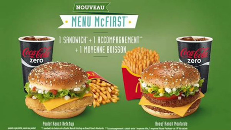 McDonald's lance le McFirst, un menu low-cost... pour mieux se relancer ? - Agro Media | Actualité de l'Industrie Agroalimentaire | agro-media.fr | Scoop.it
