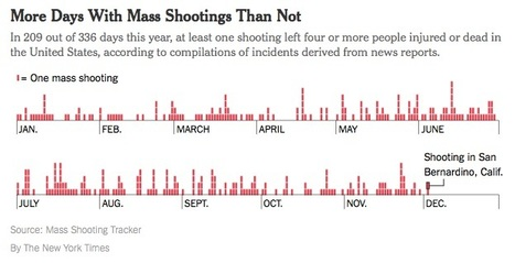 How Often Do Mass Shootings Occur? On Average, Every Day, Records Show | Government for the People | Scoop.it