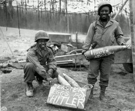 Tweet from @LaFotoAntigua | Segunda Guerra Mundial Rebeca Mosteiro | Scoop.it