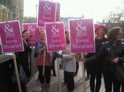 Libraries Lobby part 1 of 2, by @Saraathotkey | The Information Professional | Scoop.it