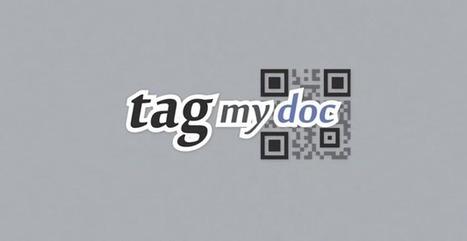 Asigna códigos QR a tus documentos | Clases de Periodismo | VIM | Scoop.it
