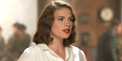Marvel's Agent Carter Show May Go Straight To Series - Cinema Blend | Superhero Comics | Scoop.it