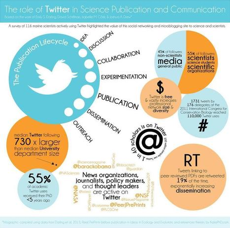 Use of Twitter by academia | Knowledge Utilization-Practice and Theory | Scoop.it