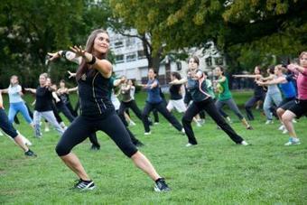 Gym Suédoise : cours gratuits en plein air - Sortiraparis | La Suède à la Une | Scoop.it